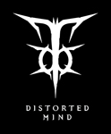 Distorted Mind logo