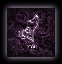 Icon & The Black Roses logo
