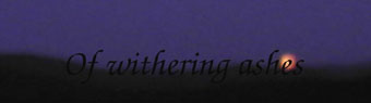 Of Withering Ashes logo