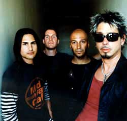 Photo of Audioslave