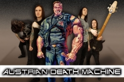 Austrian Death Machine Photo