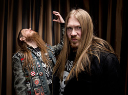 Photo of Darkthrone