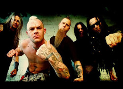 Five Finger Death Punch Photo
