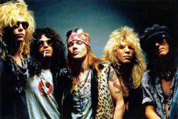 Photo of Guns N Roses