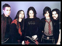Icon & The Black Roses Photo