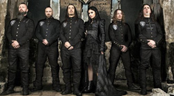 Photo of Lacuna Coil