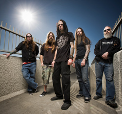 Lamb of God Photo