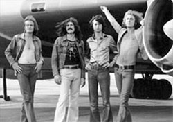 Photo of Led Zeppelin