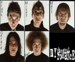Photo of My Chemical Romance