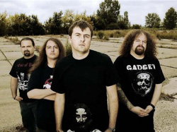 Photo of Napalm Death