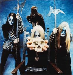 Photo of Satyricon