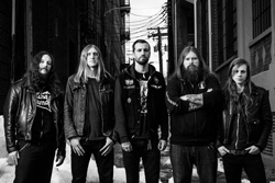 Photo of Skeletonwitch