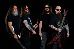 Slayer photo
