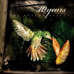 "10 Years - ""The Autumn Effect"" CD cover image"