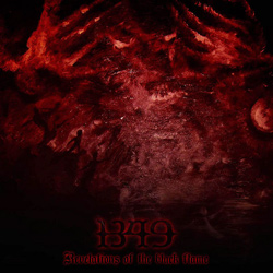 "1349 - ""Revelations Of The Black Flame"" CD cover image"