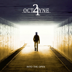 "21 Octayne - ""Into The Open"" CD cover image - Click to read review"
