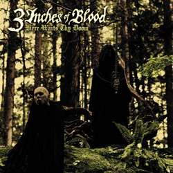 "3 Inches Of Blood - ""Here Waits Thy Doom"" CD cover image"