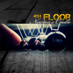 "4th Floor - ""Newton's Cradle"" CD cover image"
