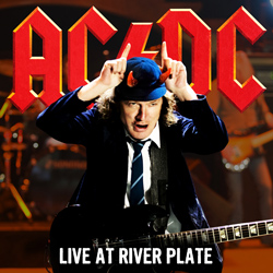 "AC/DC - ""AC/DC Live At River Plate"" 2-CD Set cover image"