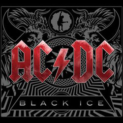 "AC/DC - ""Black Ice"" CD cover image - Click to read review"