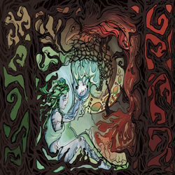 "A Flourishing Scourge - ""A Flourishing Scourge"" CD cover image - Click to read review"