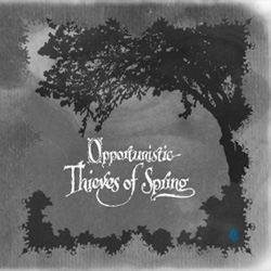 "A Forest Of Stars - ""Opportunistic Thieves Of Spring"" CD cover image - Click to read review"
