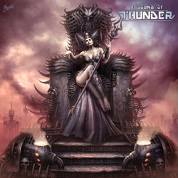 "A Sound Of Thunder - ""Queen of Hell"" CD/EP cover image - Click to read review"