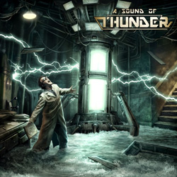 "A Sound Of Thunder - ""Time's Arrow"" CD cover image"