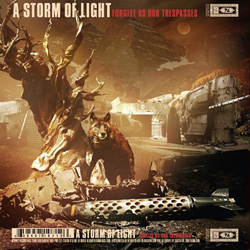 "A Storm Of Light - ""Forgive Us Our Trespasses"" CD cover image - Click to read review"