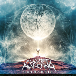 "A Wanted Awakening - ""Catharsis"" CD cover image - Click to read review"