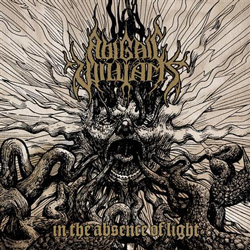"Abigail Williams - ""In The Absence Of Light"" CD cover image - Click to read review"
