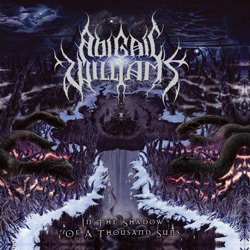 "Abigail Williams - ""In the Shadow of a Thousand Suns"" CD cover image - Click to read review"