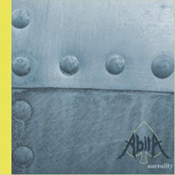 "Abita - ""Aureality"" CD cover image"
