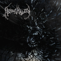 "Abnormality - ""Mechanisms of Omniscience"" CD cover image - Click to read review"