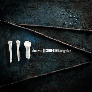 "Aborym - ""Shifting.negative"" CD cover image"