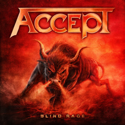 "Accept - ""Blind Rage"" CD cover image - Click to read review"