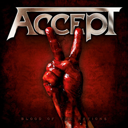 "Accept - ""Blood Of The Nations"" CD cover image - Click to read review"