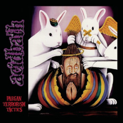 "Acid Bath - ""Paegan Terrorism Tactics"" CD cover image"