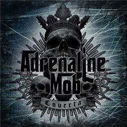 "Adrenaline Mob - ""Coverta"" CD/EP cover image"