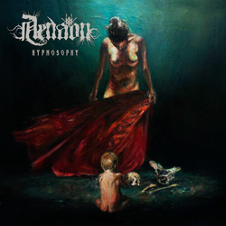 "Aenaon - ""Hypnosophy"" CD cover image"