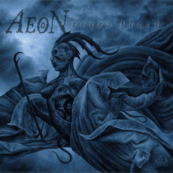 "Aeon - ""Aeons Black"" CD cover image"