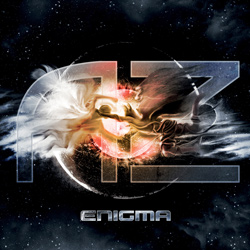 "Aeon Zen - ""Enigma"" CD cover image - Click to read review"