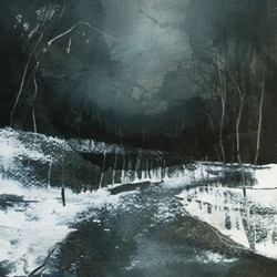 "Agalloch - ""Marrow of the Spirit"" CD cover image - Click to read review"