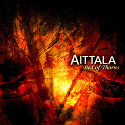 "Aittala - ""Bed of Thorns"" CD cover image - Click to read review"