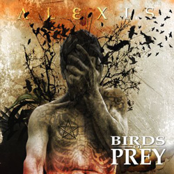 "Alexis - ""Birds Of Prey"" CD cover image"