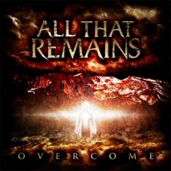 "All That Remains - ""Overcome"" CD cover image - Click to read review"