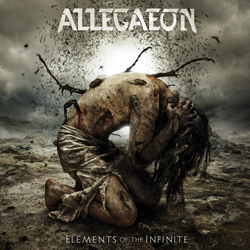 "Allegaeon - ""Elements Of The Infinite"" CD cover image"
