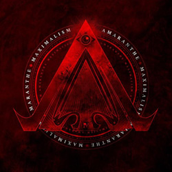 "Amaranthe - ""Maximalism"" CD cover image - Click to read review"