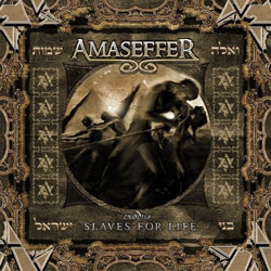 "Amaseffer - ""Slaves For Life"" CD cover image - Click to read review"