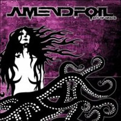 "Amendfoil - ""Act Of Grace"" CD/EP cover image"